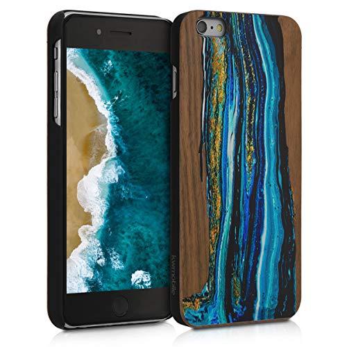 kwmobile Apple iPhone Plus Wood product image