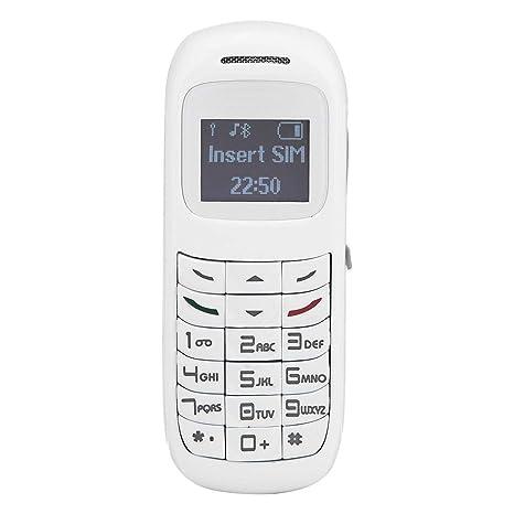 Amazon.com: Fosa Mini teléfono celular Bluetooth Dialer ...