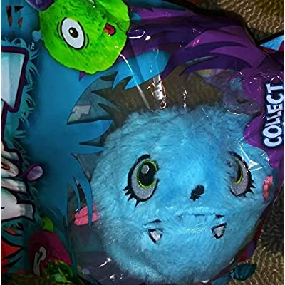 ORB Odditeez Plopzz Ultra - Blue with Fangs: Toys & Games