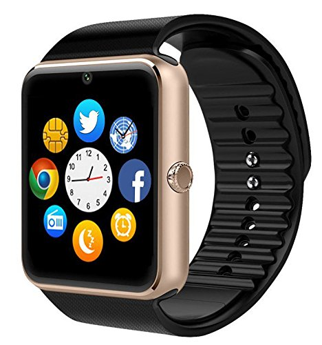 Amazon.com: Smartwatch gt08 Bluetooth Smart Watch with ...