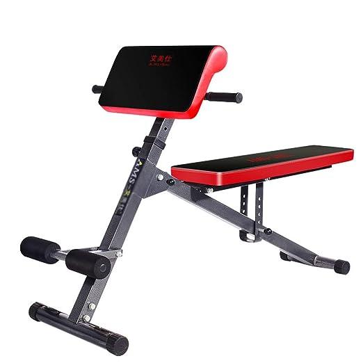 HHOO - Fitness THS@ Banco De Gimnasio - Banco Abdominales - Silla ...