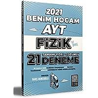 2021 AYT Fizik Tamamı Video Çözümlü 21 Deneme Sınavı