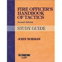Fire Officer's Handbook of Tactics(Study Guide)