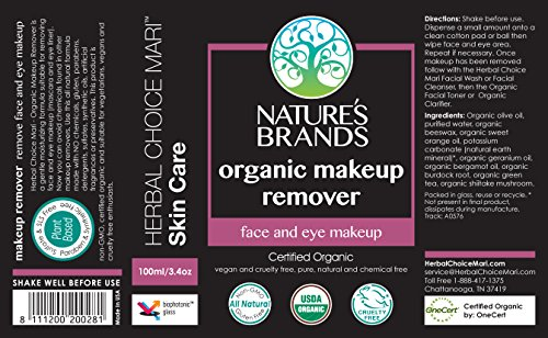 The 8 best organic makeup brands