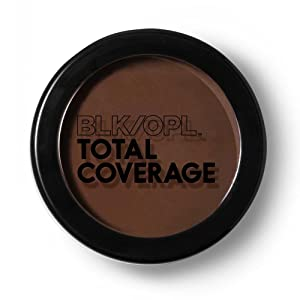 Black Opal 0.4 Ounces Total Coverage Concealing Foundation Carob