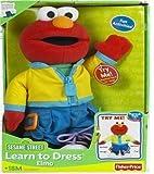 Elmo Learn to Dress
