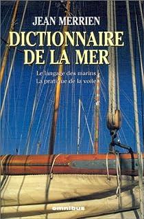 Dictionnaire de la mer par Merrien