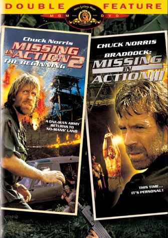 Missing in Action 2: The Beginning/Braddock: Missing in Action III