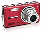 Kodak Easyshare V530 5 MP Digital Camera with 3xOptical Zoom (Red)