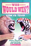 Lion vs. Tiger, Jerry Pallotta, 0545175712