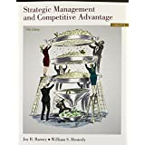 Strategic Management and Competitive Advantage: Concepts (5th Edition)