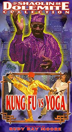 Amazon.com: Kung Fu Vs Yoga [VHS]: Yuet Sang Chin, Alan ...