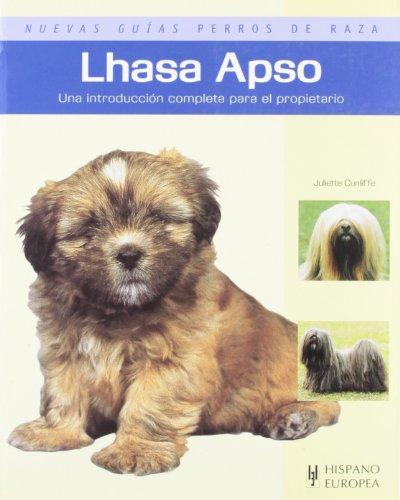 Descargar Libro Lhasa Apso Juliette Cunliffe