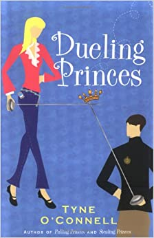 Book Dueling Princes: The Calypso Chronicles, Book 3
