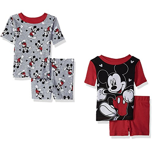Mickey Mouse piece Pajamas Toddler