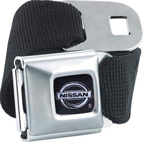 nissan-logo-seat-belt-buckle-belt