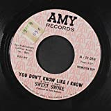 you've got to hide your love away / you don't know like i know 45 rpm single