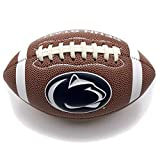 Jarden Sports Licensing Official National Collegiate Athletic Association Fan Shop Authentic NCAA AIR IT Out Youth Football. Great for Pick up Game with The Kids. (Penn State Nittany Lions)
