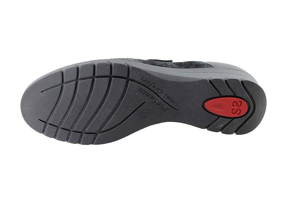 PieSanto Komfort Komfort Komfort Damenlederschuh 175956 Klettverschluss Schuh bequem breit 2f7578