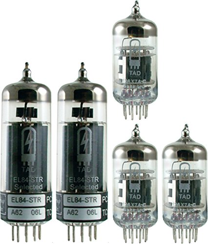 Tube Amp Parts - Vacuum Tube Set for Vox AC15, Tube Amp Doctor Brand