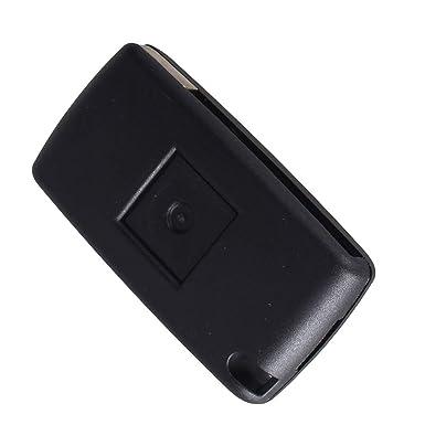 Amazon.com: LAPUTA - Carcasa para llave de coche, 3 botones ...