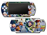 Toy Story 1 2 3 4 Buzz Lightyear Woody Mr Potato Head Rex Video Game Vinyl Decal Skin Sticker Cover for Sony PSP Playstation Portable Original Fat 1000 Series System