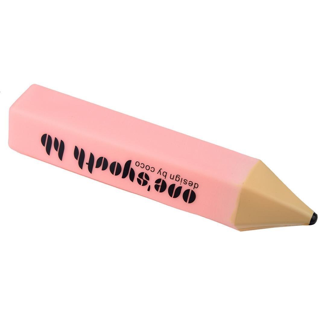 Amazon.com: Bolsa para lápices, bolsa de silicona para ...