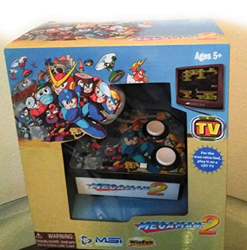 MSi Megaman 2 TV Arcade Plug & Play