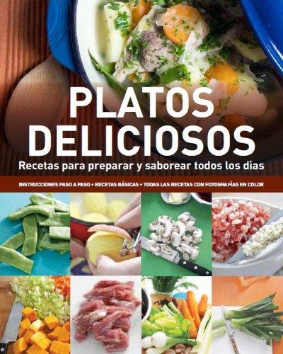 Enciclopedia de Cocina: Platos Deliciosos (Love Food) (Spanish ...