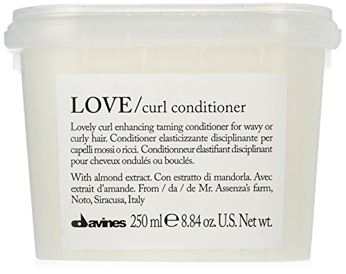 Davines Love Curl Conditioner, 8.45 Fl - Ounce 8.45 Creamy