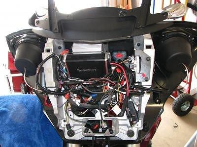 amp mounting bracket - 8