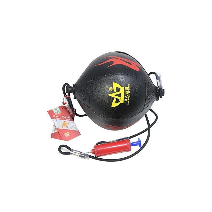 Shan Ren Sports Double End Boxing Speed Ball Sporting Focus Training Kick Punching Bags