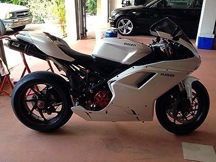 Ducati Rojo Motor Plato de presión de embrague 1098 996 999: Amazon.es: Coche y moto