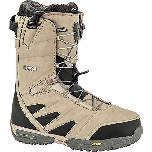 Nitro Select TLS Snowboard Boot - Men's Sand, 10.5 ()