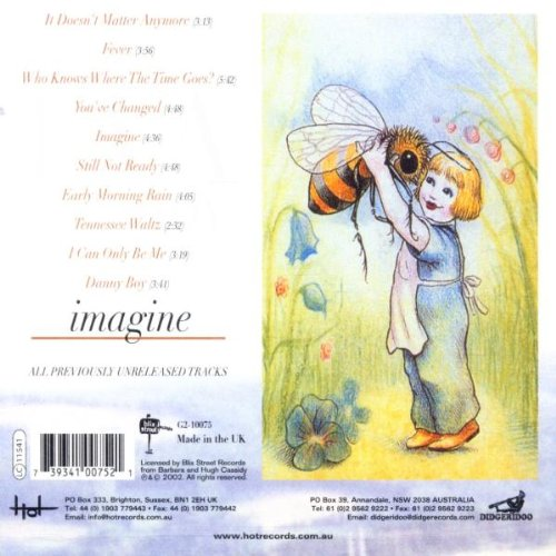 Imagine by Cassidy, Eva