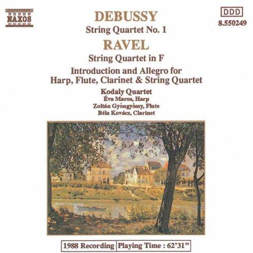 String Quartet in G minor, Op. 10 (use): II. Assez vif et bien rythme (String Quartet In G Minor Op 10)