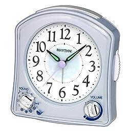 Rhythm USA Robin Alarm Clock