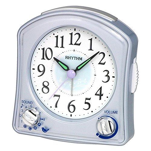 [Rhythm USA Robin Alarm Clock] (Robin Clock)