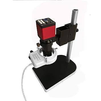 Conjuntos de microscopio, cámara de microscopio Industrial HDMI ...