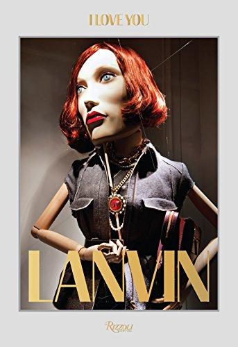 Lanvin: I Love You (Lanvin Shop)