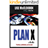 PLAN X (Rory Tate Thrillers Book 2)