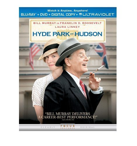 Hyde Park on Hudson (Blu-ray + DVD + Digital Copy + UltraViolet) by Focus Features by Roger Michell