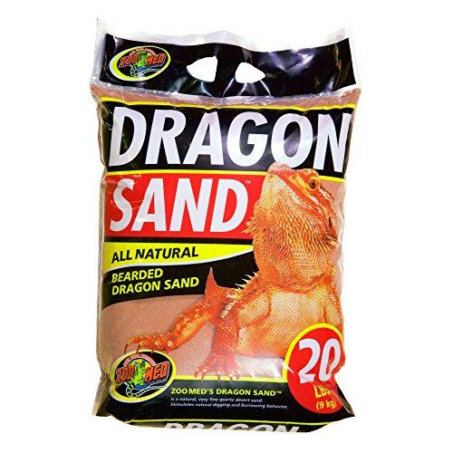(Zoo Med 26457 Dragon Sand, 20)