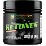 Exogen Ketogenic Supplement by Green Garden Gold for Weight Loss, Getting Into Ketosis Quickly, and Energy Enhancement (15 OZ) Gluten-Free, Dairy-Free, Vegan Ketogenic Salt (Chocolate)