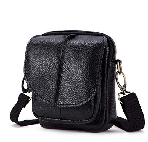 e Messenger vintagecoloreneroNero lavoro Men Messenger For Anglayif Bag Pelle kXZ8On0wNP