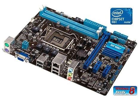 Asus P8H61 PLUS R2.0 Intel Display Drivers PC
