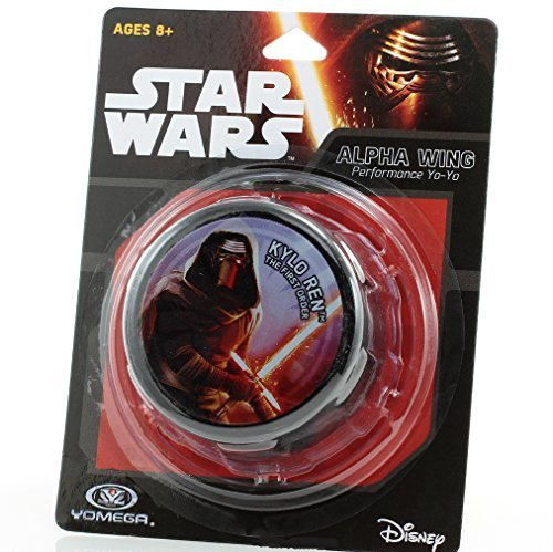 Yomega Star Wars Alpha Wing Yo-Yo - Kylo Ren by Yomega