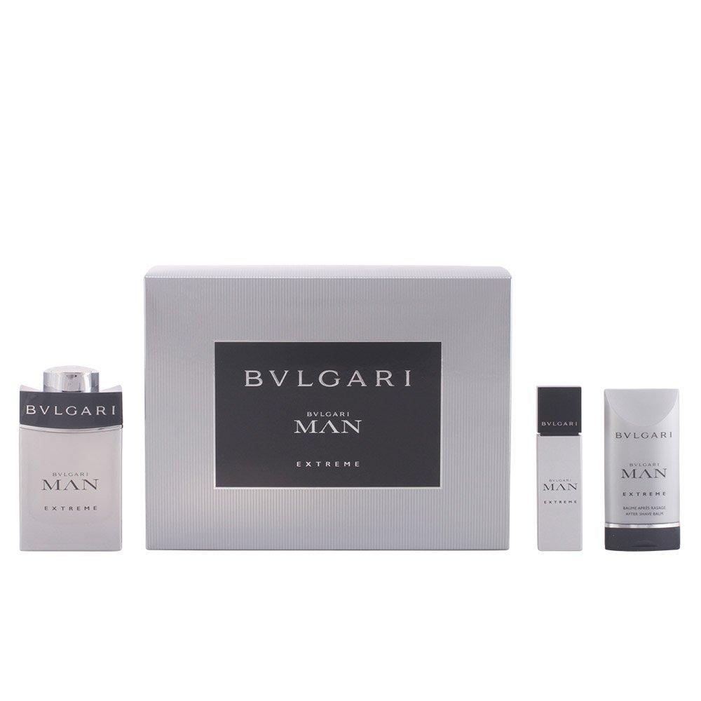 Bvlgari Man Extreme 3 Piece Gift Set for Men