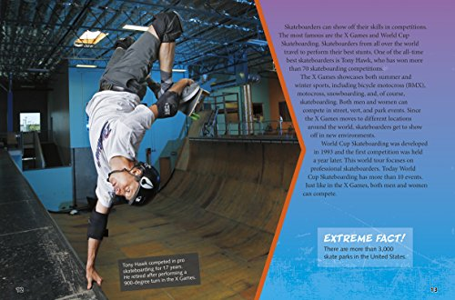 Extreme Land Sports (Sports to the Extreme) by Capstone Press (Image #1)