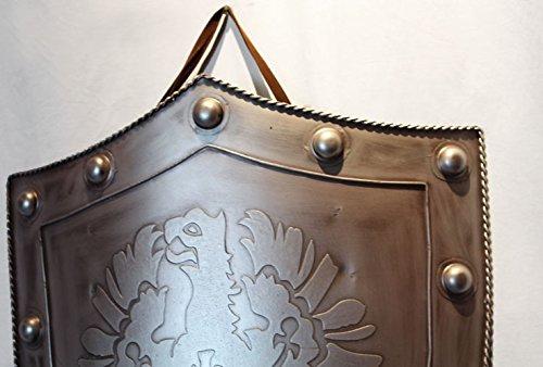 Go On 123 Retro Bar Ornaments Shield